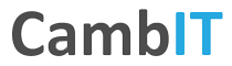 Camb IT Support logo